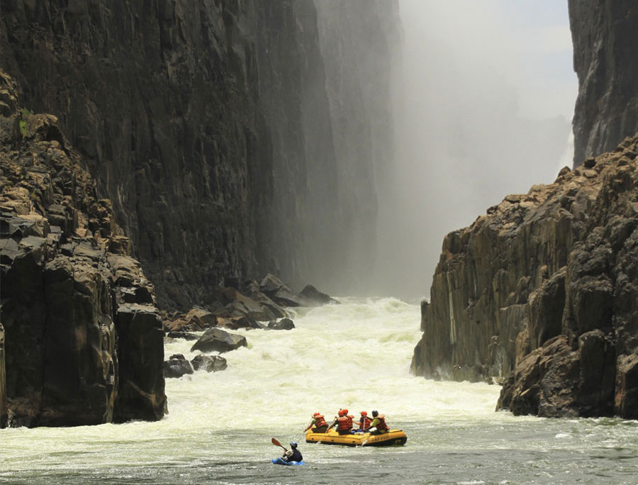 3 Night Zambezi River Rafting Special