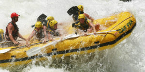 Zambezi Rafting Festival at Victoria Falls