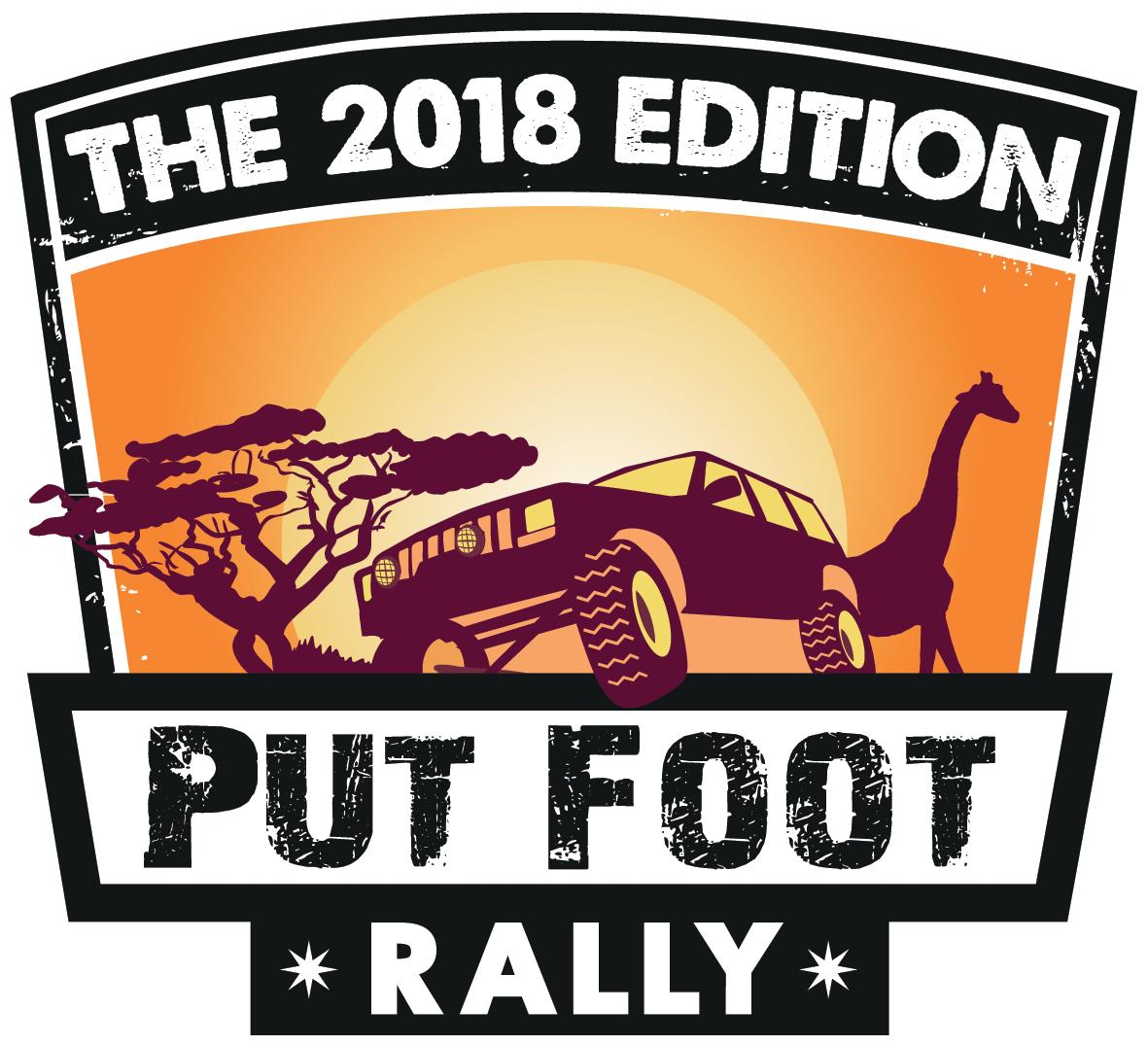 Put Foot Countdown begins,