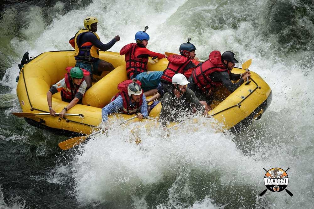 Zambezi White Water Festival Update