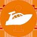 Zambezi river Safari Icon