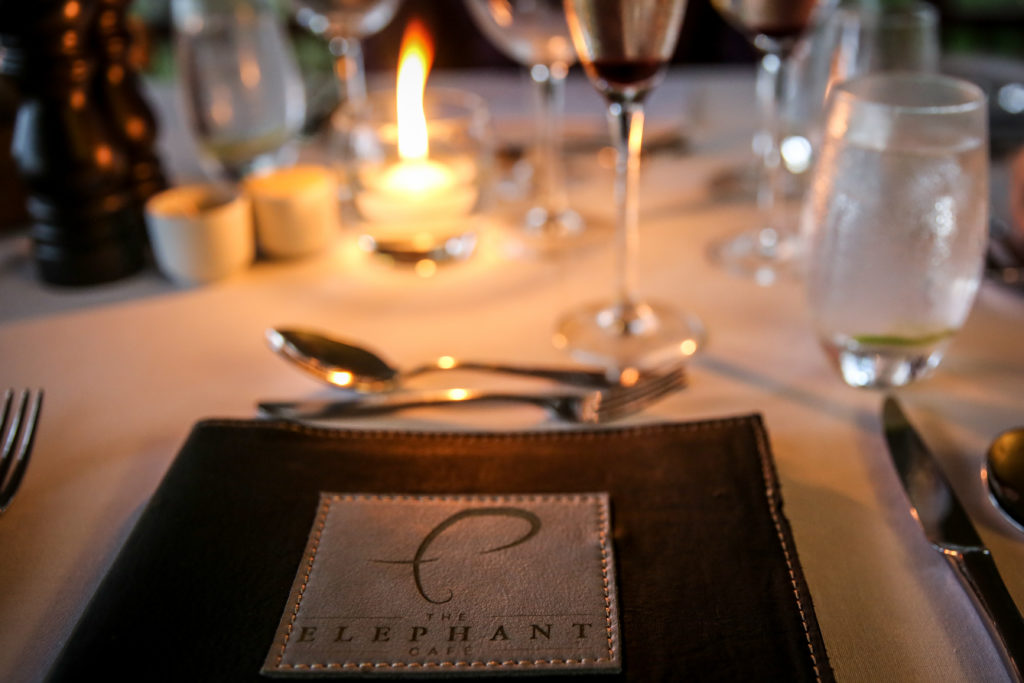 The Elephant Cafe restuarant