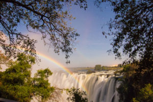 "5-things you should know about the Victoria Falls Lunar rainbow ""The Moonbow"""