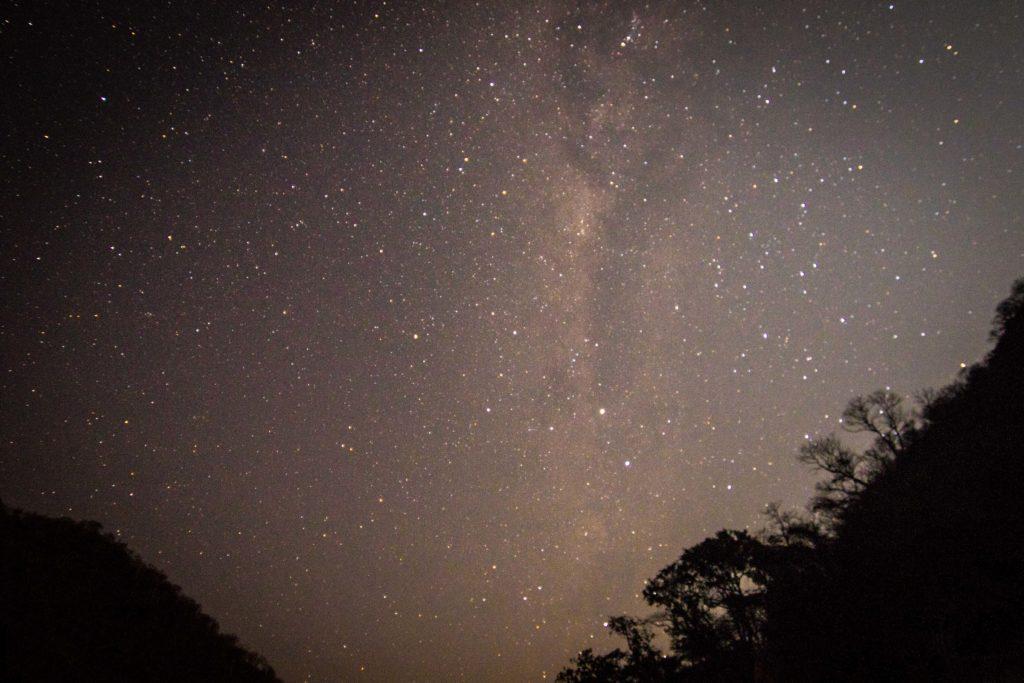 Stars Batoka Gorge.