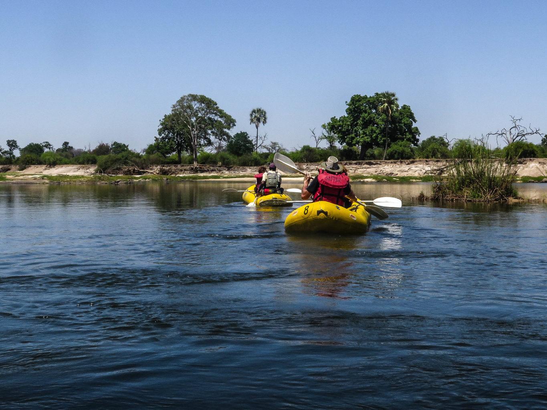 Zambezi Experience- A Canoe Safari