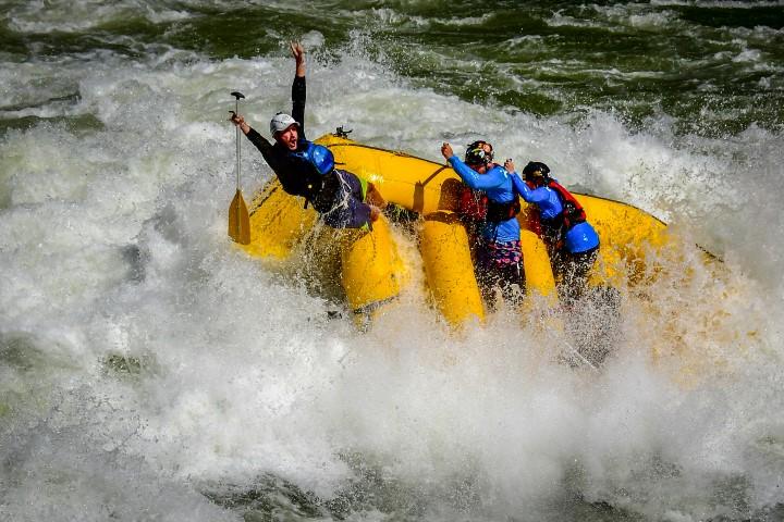 Rafting, Oblivion