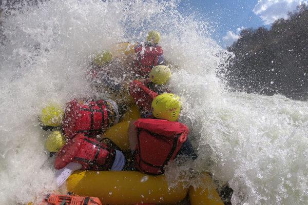 safpar zambezi river rafting