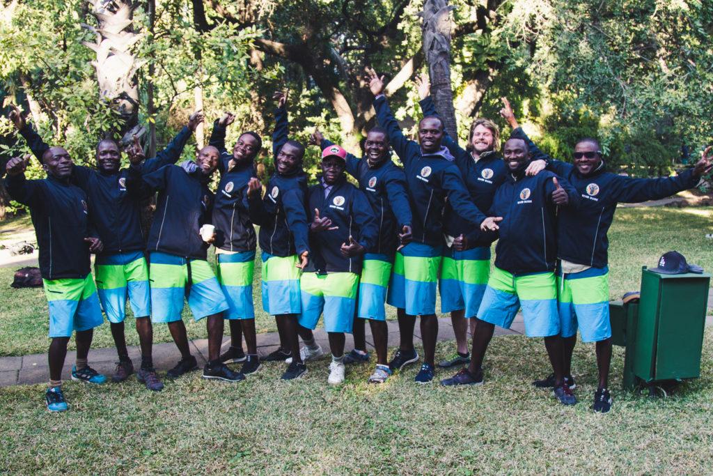 River Guides, Zambezi River, Africa IRF