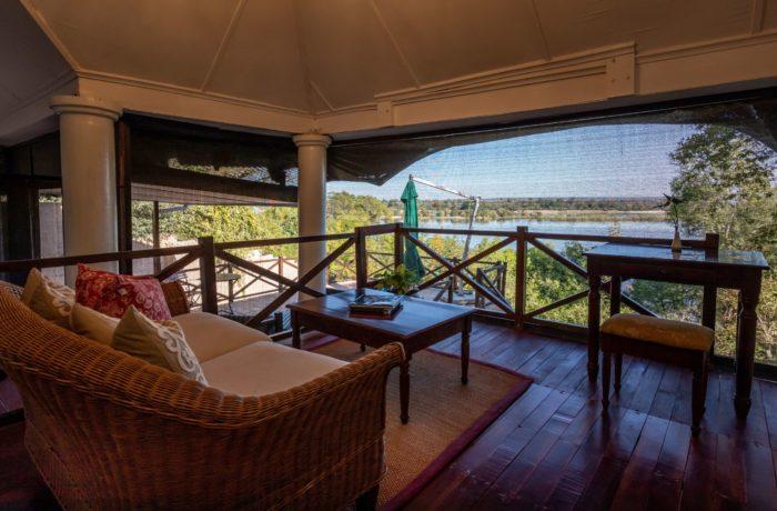 Luxury River Suite Living Area-min